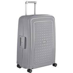 Samsonite S'Cure 55cm Spinner | Silver