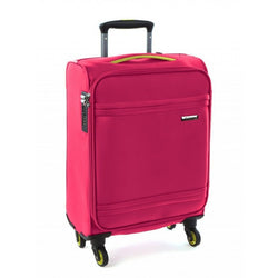 Cellini Cancun 55cm Cabin Trolley Pink