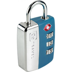 Go Travel TSA Combination Luggage Lock | Sapphire
