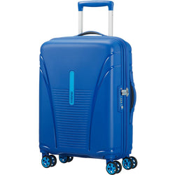 American Tourister Skytracer 55cm Cabin Suitcase | Highline Blue