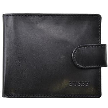 Busby Casco Wallet | Black