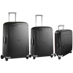 Special - Samsonite S'Cure Set of 3 Spinners | Black