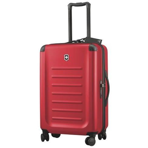 Victorinox Spectra™ 26 8-Wheel Medium Travel Case | Red