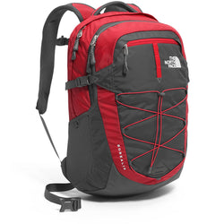 The North Face Borealis Backpack | Tnf Red/Asphalt Grey