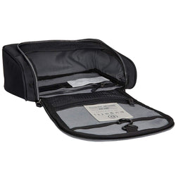 Bugatti Contratempo Hanging Toiletry Bag Black