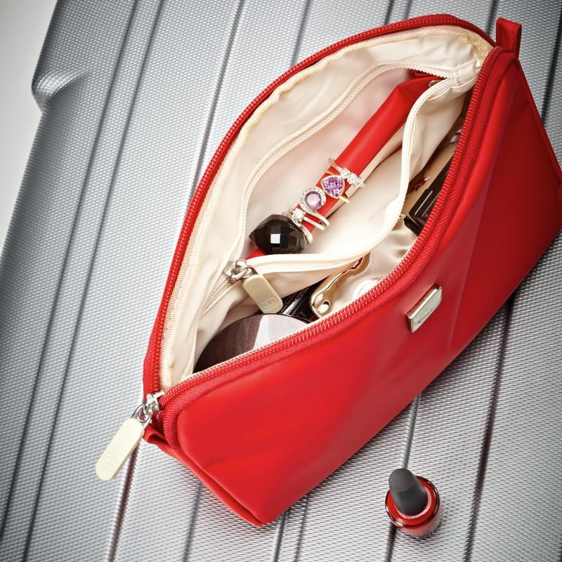 Go Travel Ladies Cosmetics Bag Red