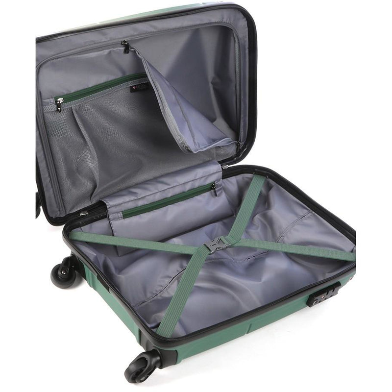 Cellini Exospace 540mm 4 Wheel Carry On | Black