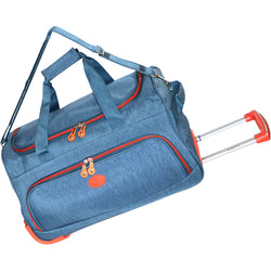 Tosca Navigator 50cm Duffel Bag On Wheels | Blue