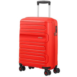 American Tourister Sunside Spinner 55cm - Sunset Red