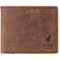 Polo Hamada Leather Coin Billfold with Top Card Flap & RFID - iBags.co.za
