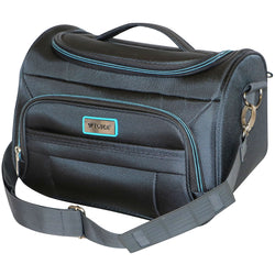 Tosca Platinum Soft Vanity Case | Grey/Blue