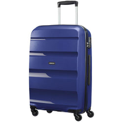 American Tourister Bon-Air 66cm Medium Travel Suitcase | Midnight Navy