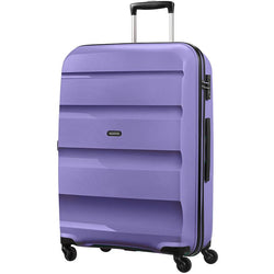 American Tourister Bon-Air 75cm Travel Suitcase | Lavender Purple