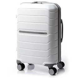 Samsonite Octolite 55cm Cabin Travel Luggage Suitcase | White