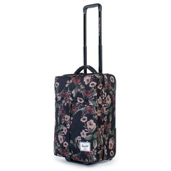 Herschel Supply Company Campaign Luggage | Hawaiian Camo/Black Leather