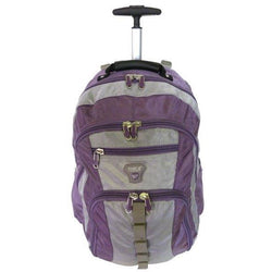 "Tosca 17 "" Laptop Trolley, 19"" Back Pack 