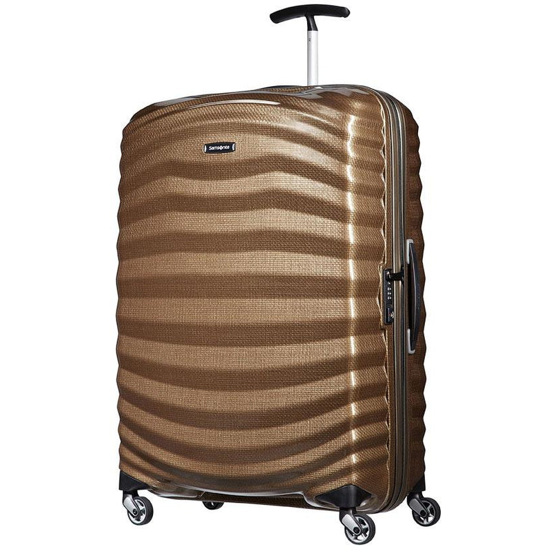 Samsonite Lite Shock 69cm Spinner | Sand