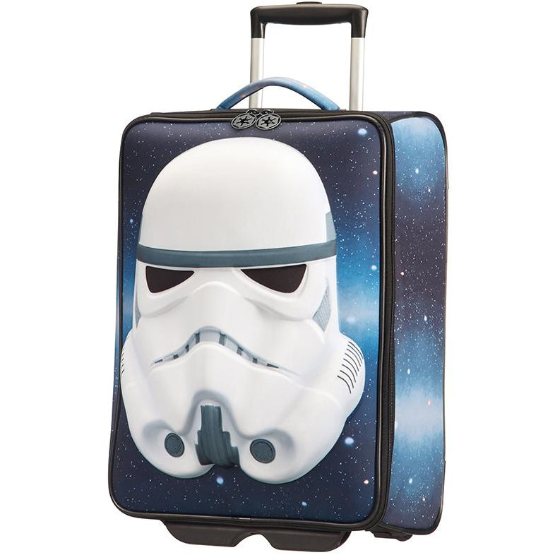 Samsonite Disney Star Wars Ultimate Upright 52CM Bag | Stormtrooper Iconic
