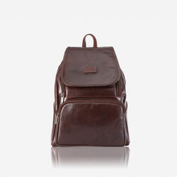 Brando The Viola Ladies Backpack | Brown