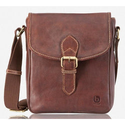 Brando Asher Crossbody Bag | Brown