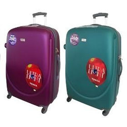 Tosca Orbit ABS 4 Wheeler 55cm Cabin Case