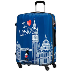 American Tourister Disney Legends Alfatwist 55cm Cabin Spinner | Mickey London