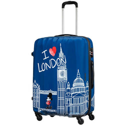 American Tourister Disney Legends Alfatwist 75cm Large Spinner | Mickey London