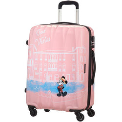 American Tourister Disney Legends Alfatwist 75cm Large Spinner | Minnie Venice