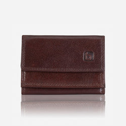 Brando The Nevis Compact Wallet | Brown