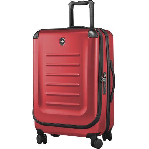 Victorinox Spectra™ Medium Expandable Travel Case | Red - iBags.co.za