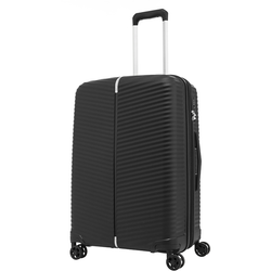 Samsonite Varro 68cm Expandable Spinner | Black