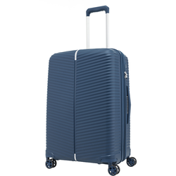 Samsonite Varro 68cm Expandable Spinner | Peacock Blue