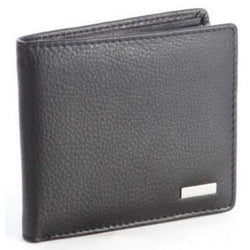 Polo Nappa Credit Card Billfold Wallet | Black