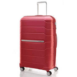 Samsonite Octolite 75cm Travel Luggage Suitcase | Red
