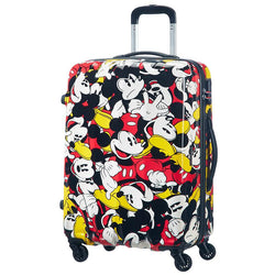 American Tourister Disney Legends 65cm Medium Luggage Suitcase | AlfaTwist Mickey