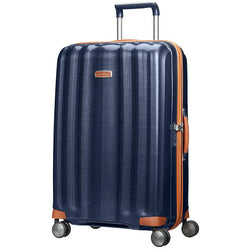 Samsonite Lite-Cube DLX 76cm/28inch Spinner | Midnight Blue