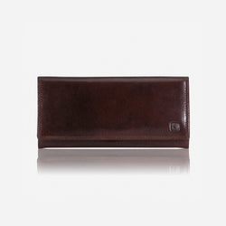 Brando The Stanley Slim Purse | Brown