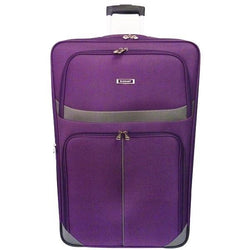 Elegant Space Age Collection 50cm Cabin Case | Purple