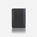 Brando Alpine Luxury Upright Leather Travel Wallet | Black - iBags.co.za