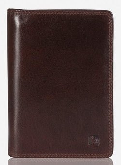 Brando Alpine Travel Wallet | Brown