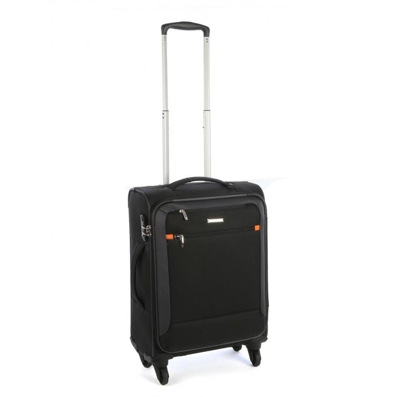Cellini Carnival 550mm 4 Wheel Carry On | Black