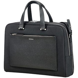 Samsonite Zalia Bailhandle 39.6cm/15.6inch | Black