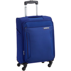 American Tourister Troy 56cm  TSA Cabin Spinner | Royal Blue