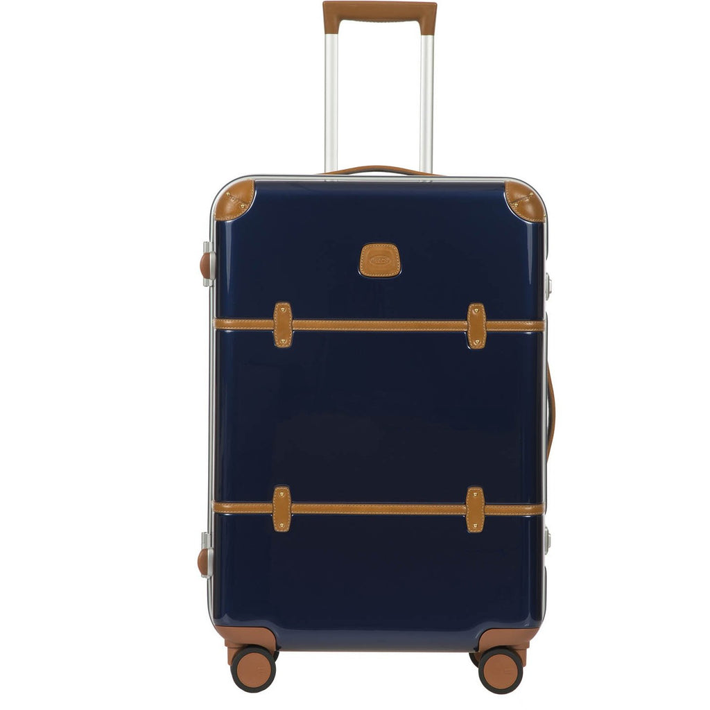 Bellagio Metallo 73cm Spinner Trunk | Blue