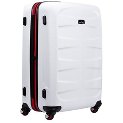Travelite Hero 74cm Trolley Case | White