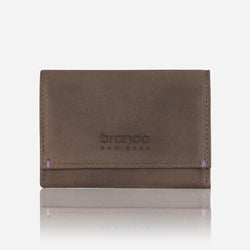 Brando Utah Card Holder | Brown