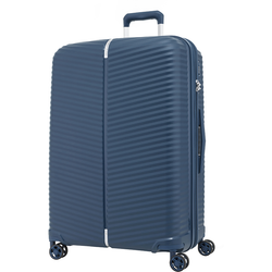 Samsonite Varro 75cm Expandable Spinner | Peacock Blue