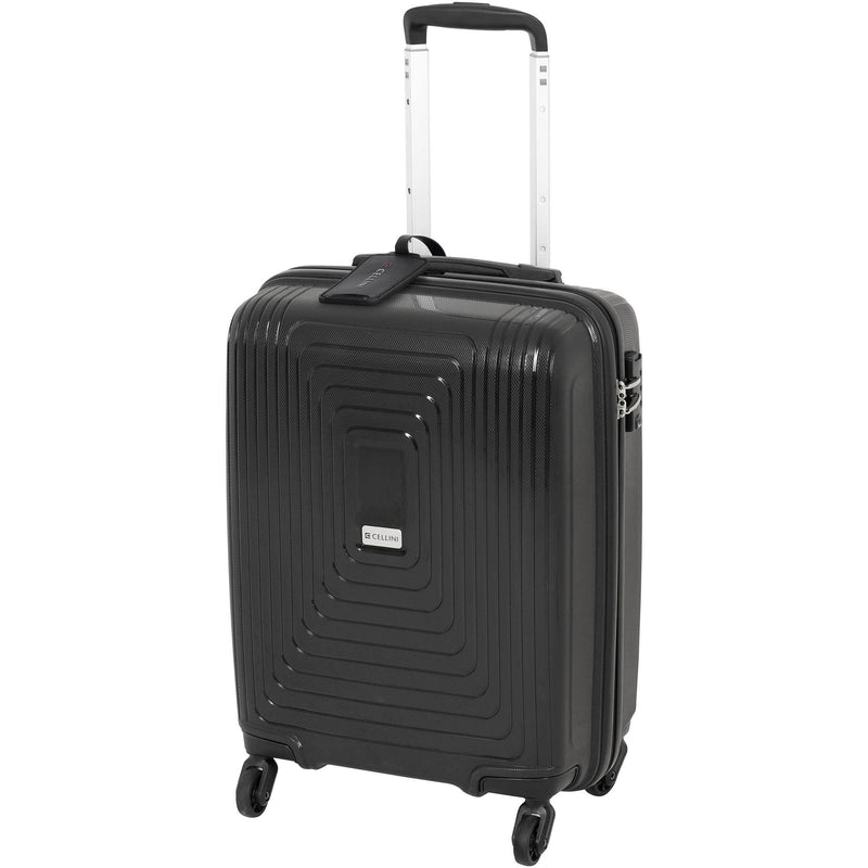 Cellini Flexilite 53cm 4 Wheel Lightweight Cabin Trolley with TSA Lock