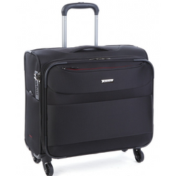 Cellini Express 4 Wheeled Business Case Jet Black