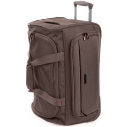 Cellini Express 51cm Carry On Trolley Duffle Olive